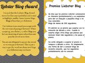 Premio Bloggero: Liebster Blog Award
