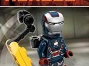 Reserva LEGO: Marvel Super Heroes llévate figura Iron Patriot