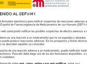 SEFV-H, abreviatura interesante
