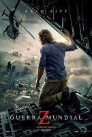 Críticas: 'Guerra Mundial Z' (2013) o 'corre, Brad, corre'