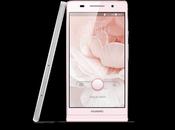 ¿Conoces Smartphone Huawei Ascend color rosa?