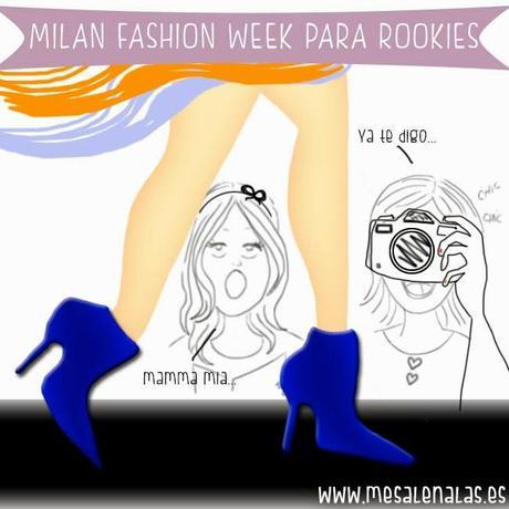 Y ahora... Milan Fashion Week. Tu resumen para no quedarte atrás