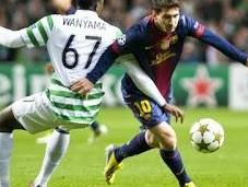 Barça mide Messi Celtic confía Samaras