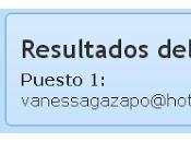 Ganad@r sorteo entrada doble Manuel Carrasco