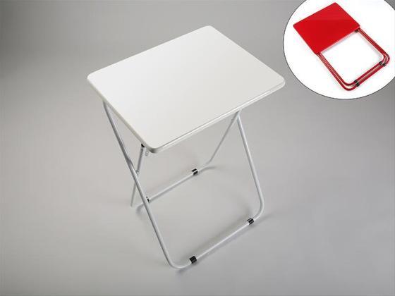 Mesas auxiliares plegables dise os arquitect nicos for Mesa auxiliar plegable ikea