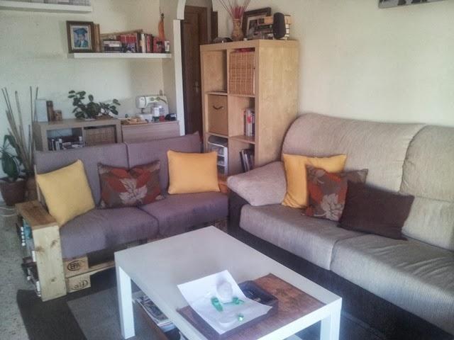 Diy c mo hacer un sof con palets paperblog - Como hacer un sofa con palets ...