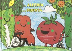 'La alegría de la huerta', un cuento elaborado por jóvenes con parálisis cerebral de ASPACE Oviedo