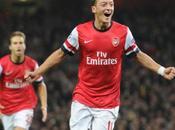 Quince minutos bastaron Özil Arsenal para vencer Napoli; resumen Champions League