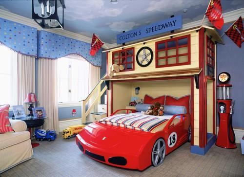 Habitaciones infantiles originales paperblog - Habitaciones infantiles originales ...
