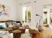 Deco Inspiration: loft Barcelona terraza chill