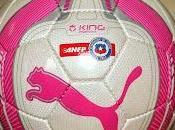 Campeonato nacional fútbol jugará pelota rosada
