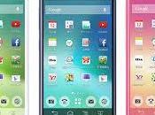 Fujitsu Arrows 301F, smartphone Android potente carga ultrarápida