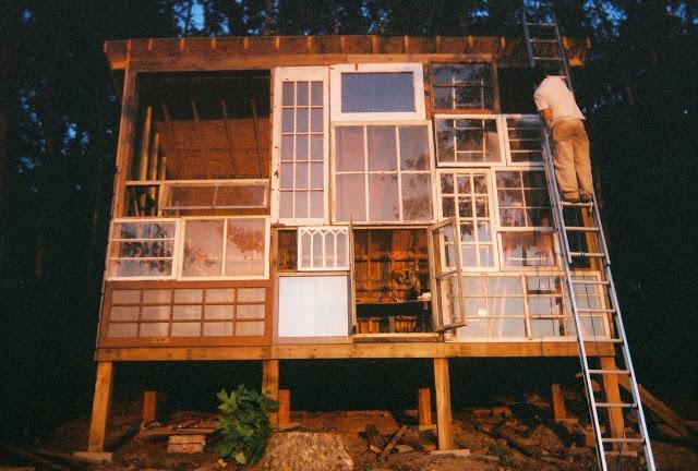 Construir Mi Casa. Gallery Of Cmo Construir Una Casa De Madera Paso ...