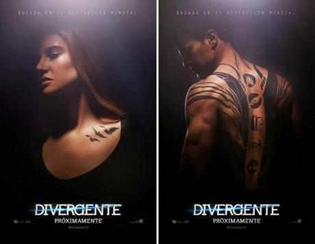 Trailer de Divergente en español