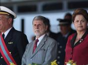 "Ministro brasileño defensa: ""Sudamerica necesita politica disuasión"""