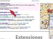 Google AdWords extensiones ubicación, campañas locales productivas