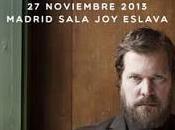 John Grant noviembre Barcelona, Madrid, Bilbao Cartagena