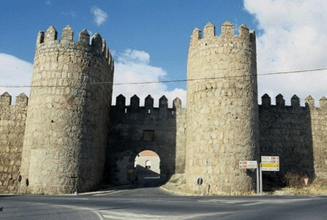Palacio Edad Media Durante la Plena Edad Media