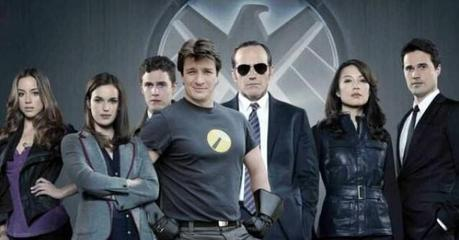 Nathan Fillion en 'Community' y en todas partes