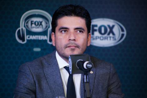 Presentacion CANTERA FOX SPORTS_Mario Álvarez