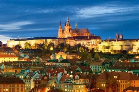 #blogtrippraga. Paisajes Reales se va a Praga