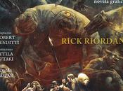 """Reseña monstruos"""" (Novela Gráfica), Rick Riordan"""