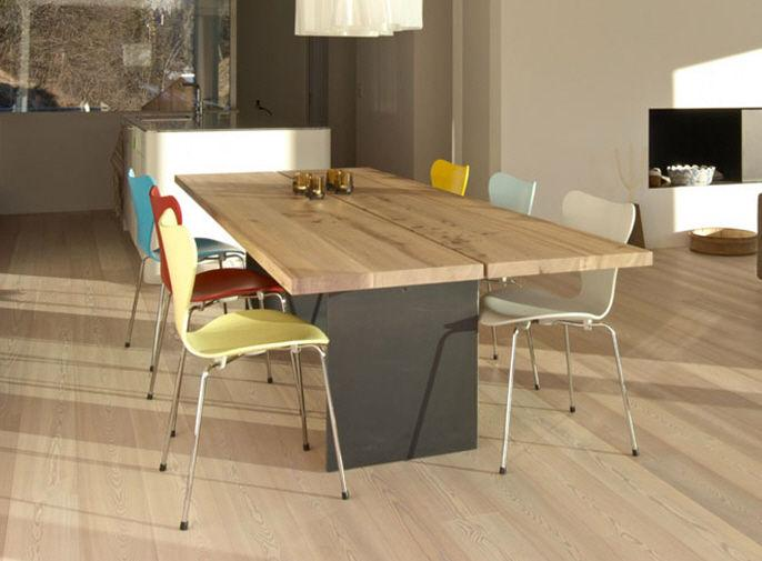 Mesa de comedor a medida y personalizada paperblog - Mesas de madera modernas ...
