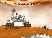 """""""Rojo"""" novela Ciencia Ficción Félix Díaz"""