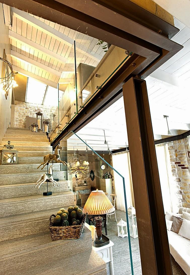 Una casa con mucho glamour paperblog - Casas con glamour ...