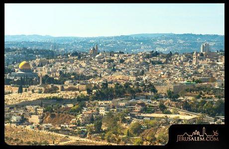 Millones de cristianos del mundo entero oran este domingo por la paz de Jerusalén