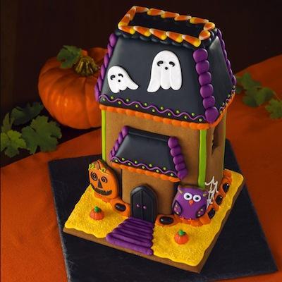 Ideas de decoraci n halloween 5 casitas de jengibre para - Ideas para decorar calabazas halloween ...