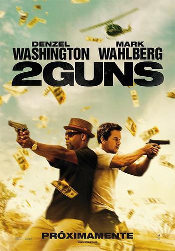 2 Guns: fórmulas mágicas