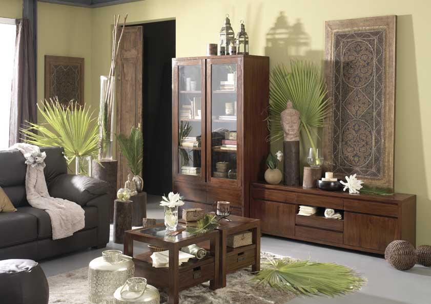 Muebles coloniales modernos trendy decorar colonial - Decoracion estilo colonial moderno ...