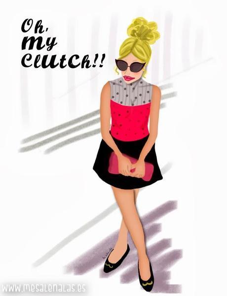 Oh, my clutch!