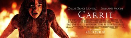"""Nuevo clip del remake de """"Carrie"""", con Chloe Moretz y Julianne Moore"""