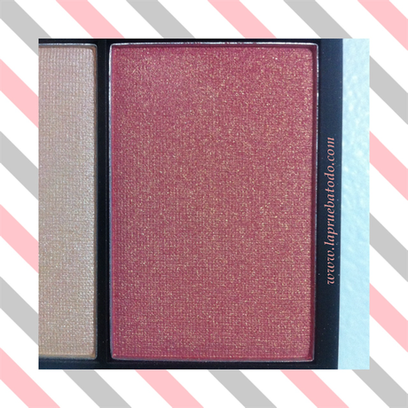 Contouring and blush palette de Sleek (tono Light)