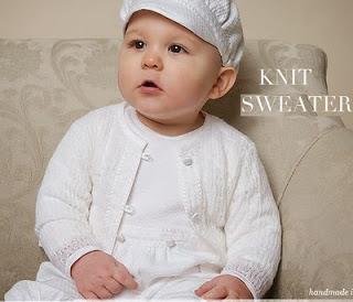 Trajes y vestidos de bautizo para bebes paperblog - Trajes de angelitos para ninos ...