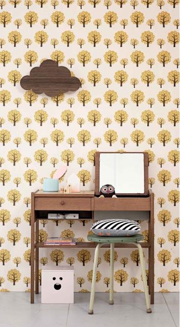 Papel pintado para tu casa paperblog for Casas de papel pintado