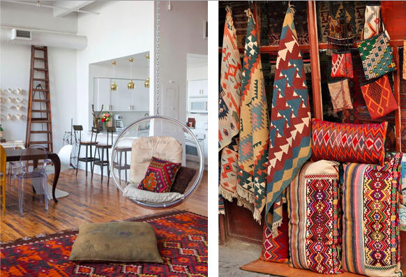 Alfombras Kilims historia y tips para decorar tu casa  Paperblog