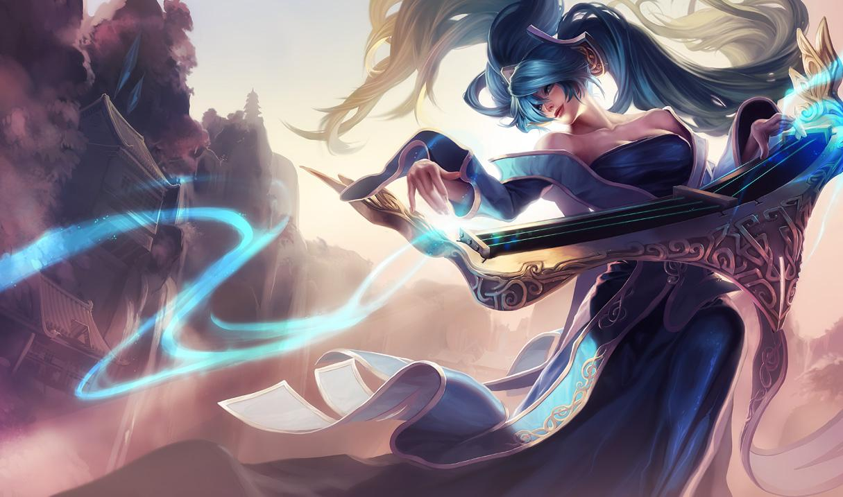 Sona Splash League of Legends: Rotación de campeones y ofertas de la semana
