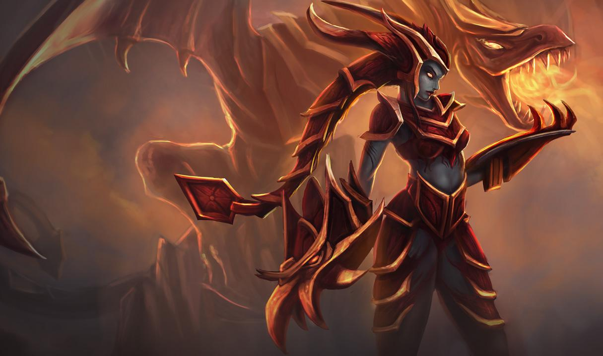 Shyvana Splash League of Legends: Rotación de campeones y ofertas de la semana