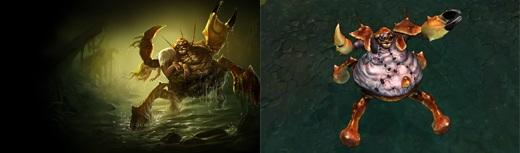 Urgot GiantEnemy Splash thumb League of Legends: Rotación de campeones y ofertas de la semana