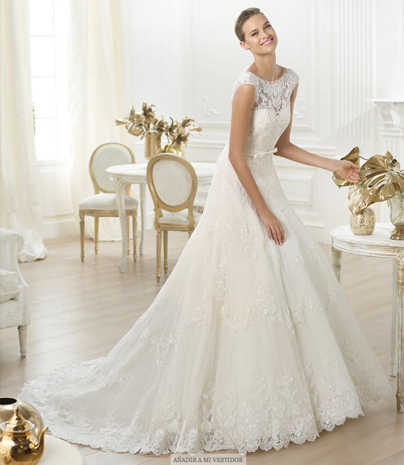 precios vestidos novia pronovias 2014