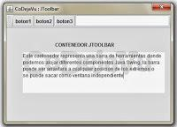 Contenedores Java Swing