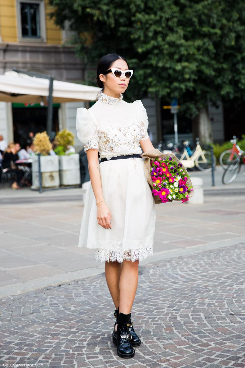 Oksana On Street Style Collage Vintage