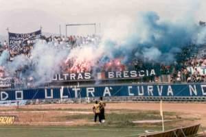Ultras Brescia Años 80