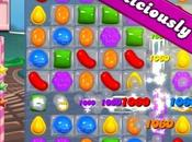 Candy Crush Saga para Android actualiza nuevos niveles