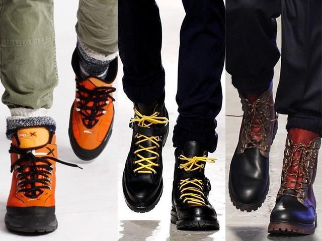 5c9b536867 Moda hombre  las tendencias en zapatos para el otoño invierno 2013 ...