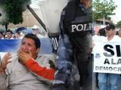Honduras: erupción fraude