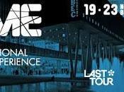 Distribución días festival BIME Bilbao 2013